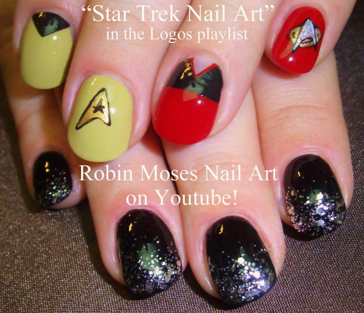 Robin moses nail art nails pinterest robin moses