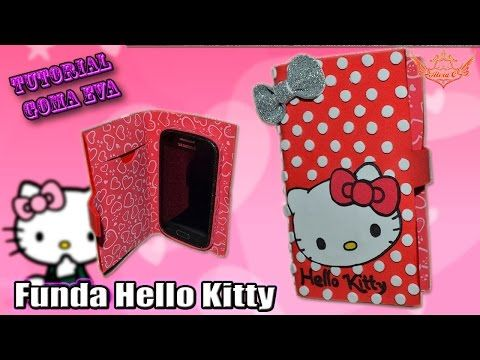 457b7090874 Diy funda para telefono movil celular de Minnie Mouse | Manualidades fáciles  |Isa ❤ - YouTube