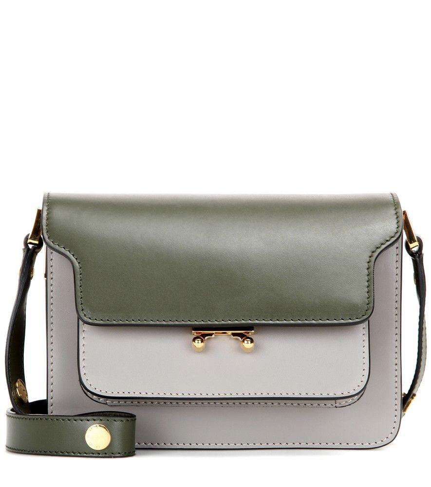 mini Trunk shoulder bag - Green Marni 47ldWxbuaw