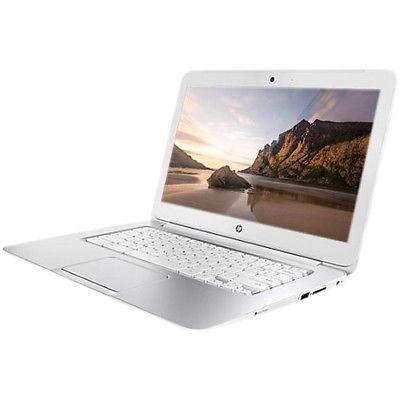 """HP 14"""" Chromebook Dual Core 2955U 1.4 4GB RAM 16GB SSD"""