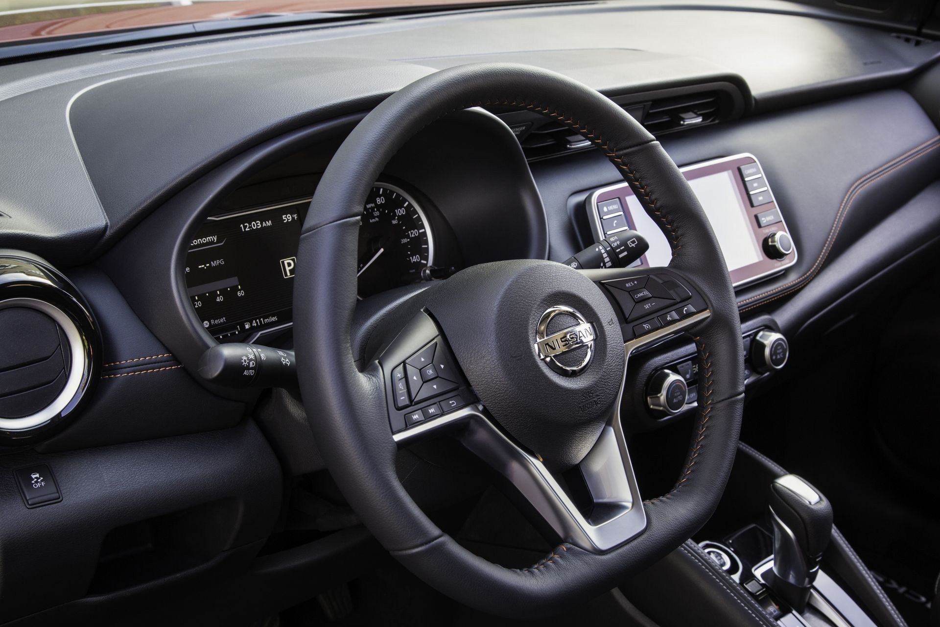 what does the Nissan Kicks 2020 Interior come out Nissan