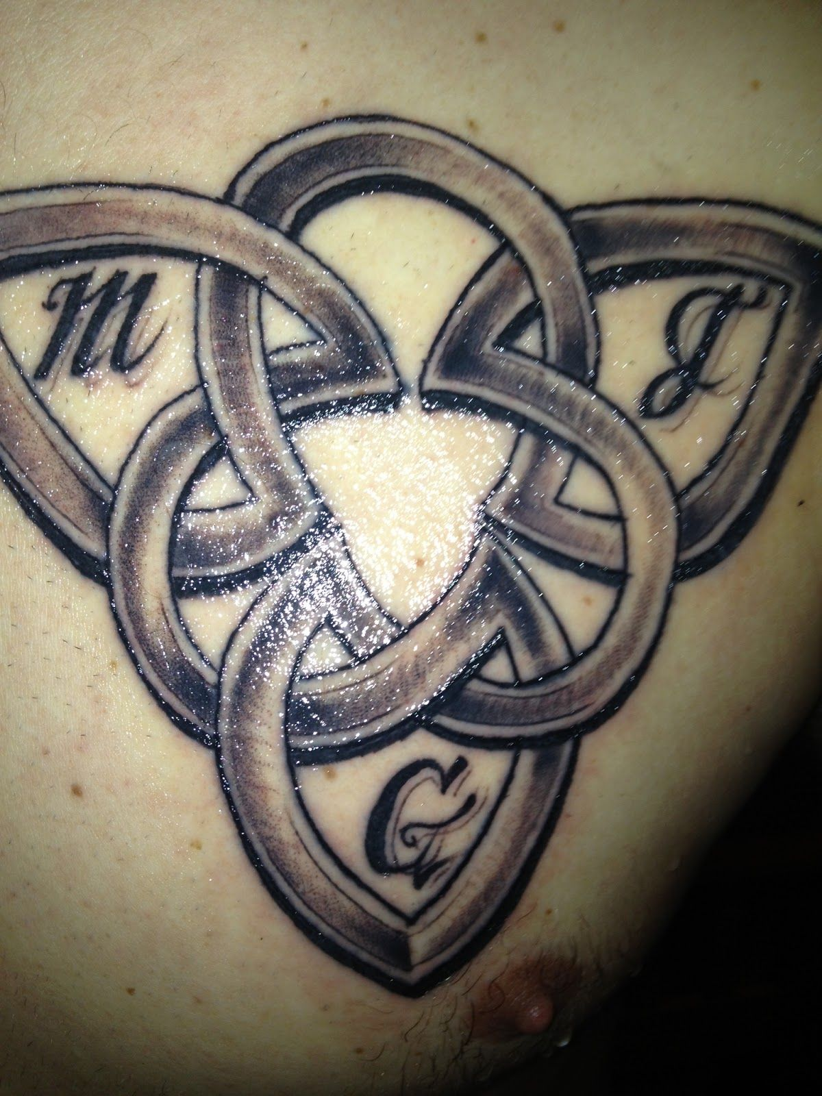 Celtic Brotherhood Knot Tattoo Picture Checkoutmyink Tattoo