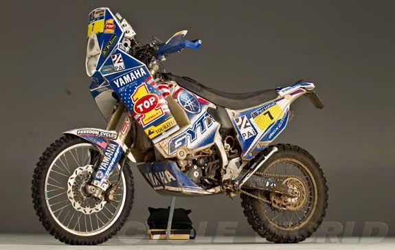 010 Riding Jonah Street S Dakar Yamaha Wr450f Racebike Motociclismo