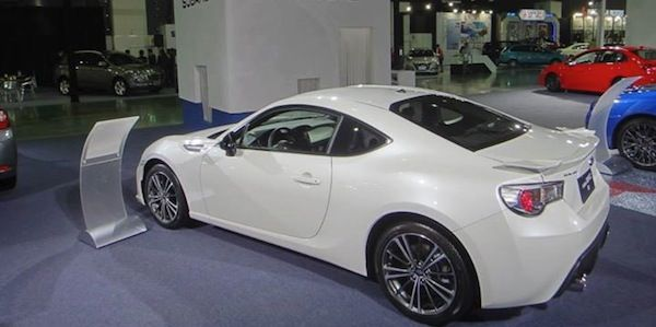 Have You Heard Subaru And Toyota Will Axe The Brz Two Door Sports Coupe