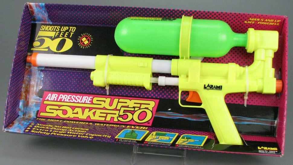 Former Nasa Engineer Turned Super Soaker Inventor Just Got Very