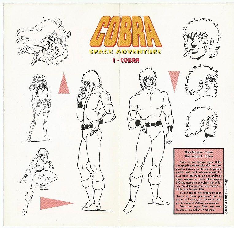 Space Adventure Cobra (スペースコブラ) : Le Topic !