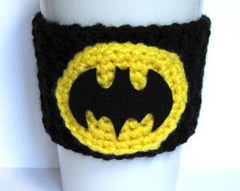 Crocheted Winnie the Pooh Coffee Cup Cozy #coffeecup