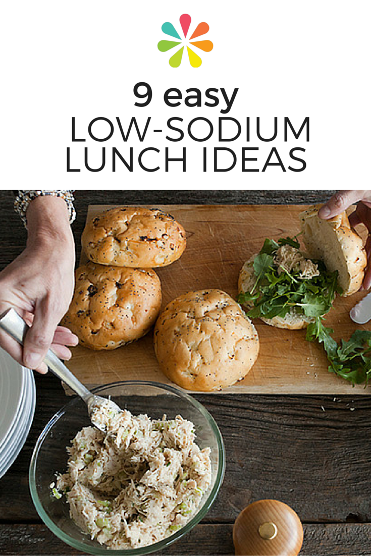 9 easy and delicious low-sodium lunch ideas in 2018 | healthy food