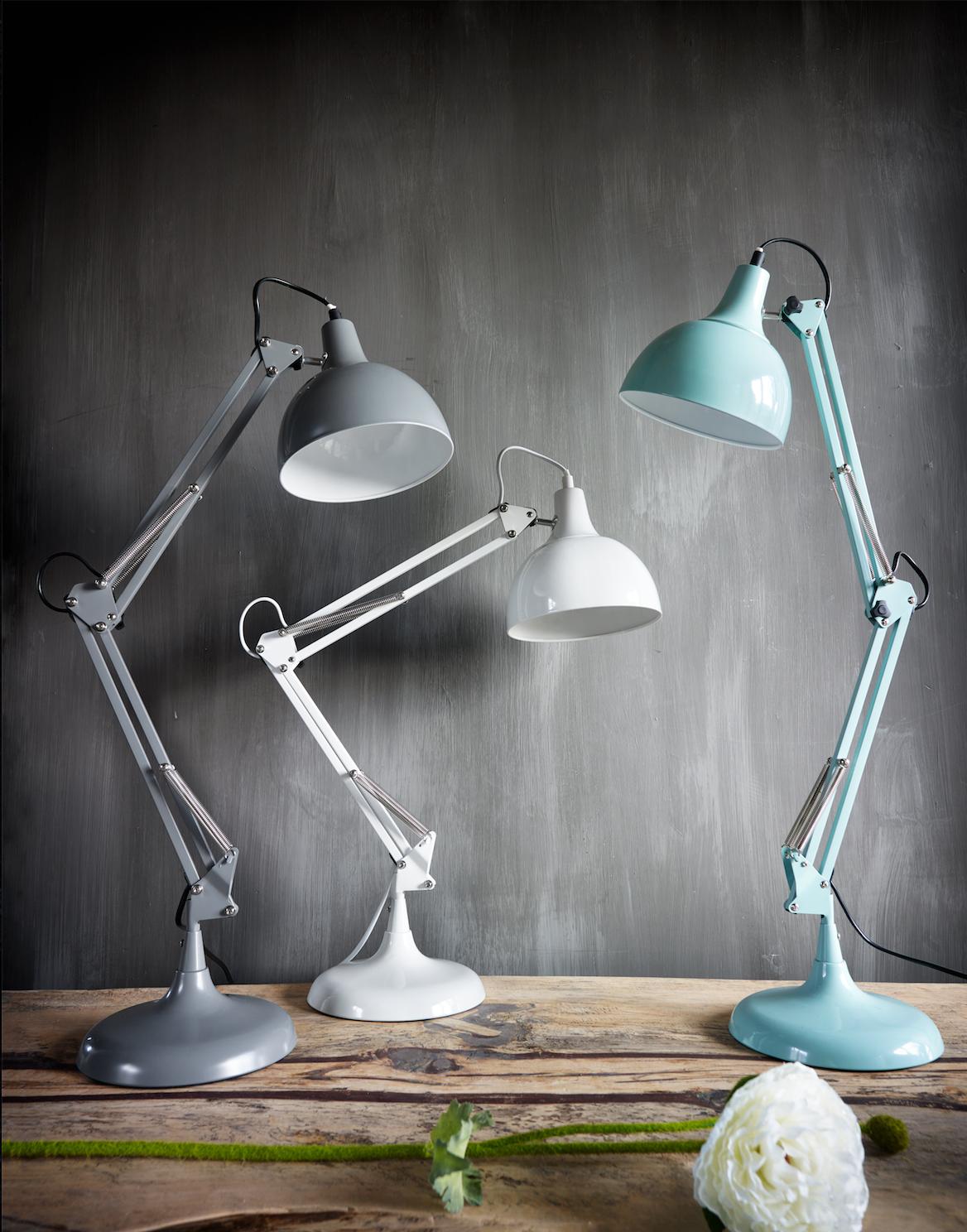 staande lamp henderson verschillende kleuren en. Black Bedroom Furniture Sets. Home Design Ideas