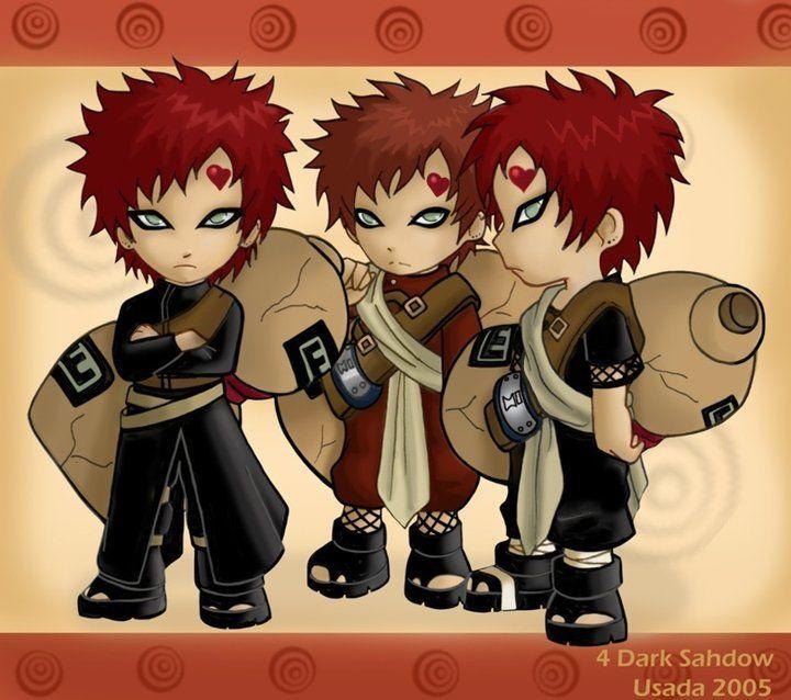 Gaara Do Deserto Wallpapers Naruto Imagens E Wallpapers Gaara Naruto Naruto Shippuden