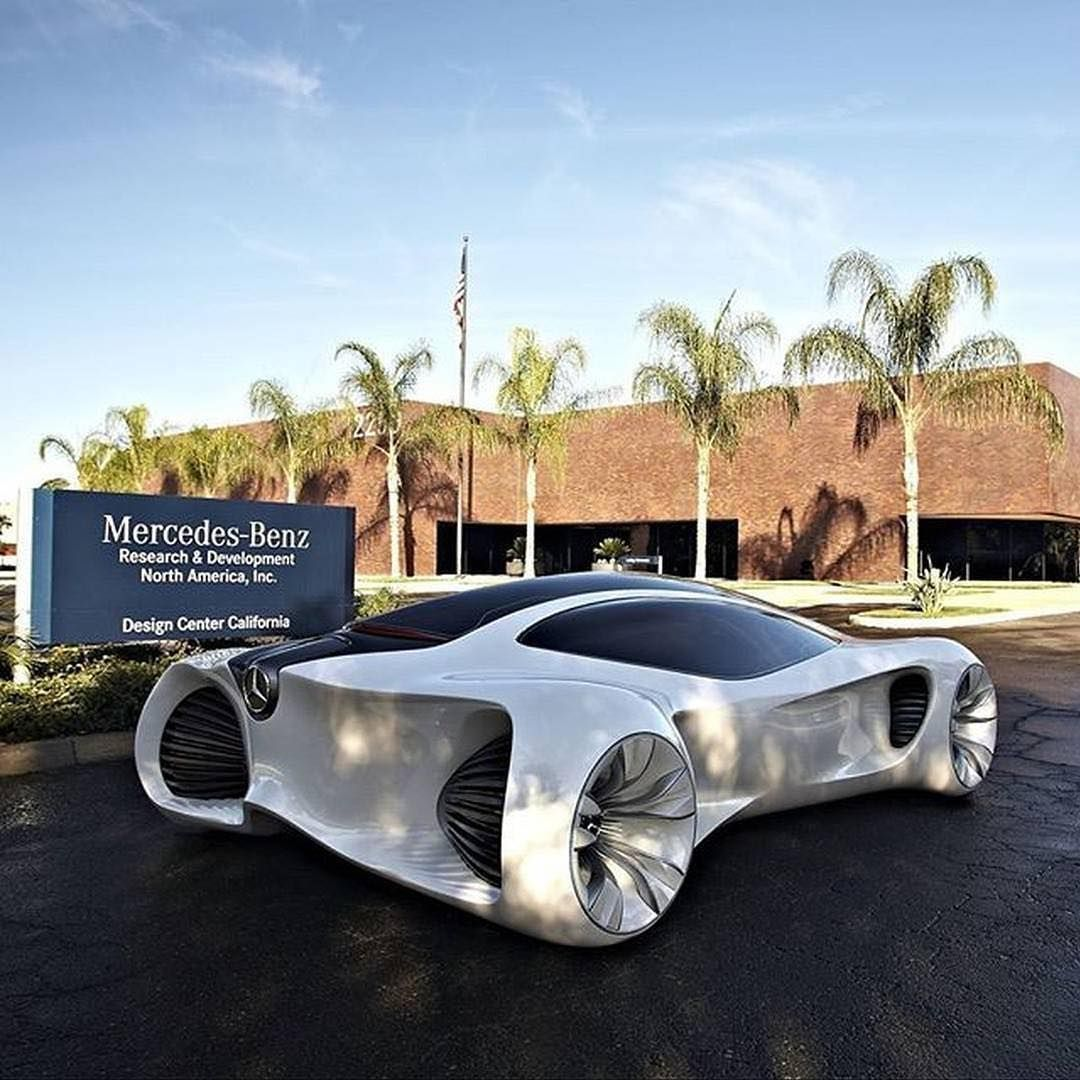 Mercedes-Benz BIOME! What Do You Think Of This Futuristic