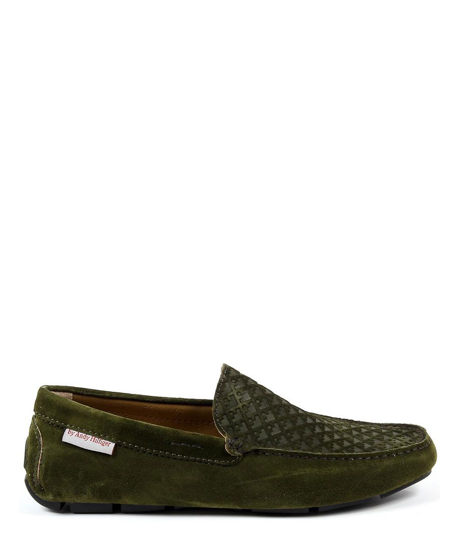 Mocassini uomo tron ANDREW CHARLES BY ANDY HILFIGER 11998 Verde - tita