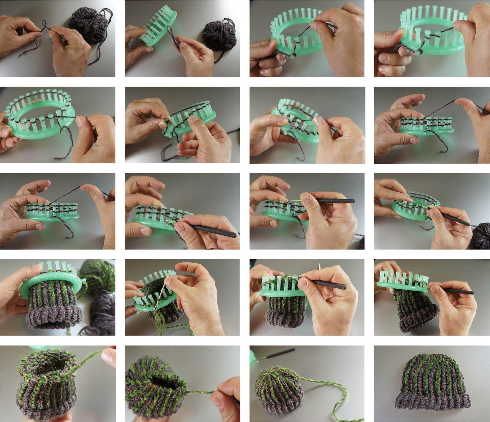 62 Knitting Frames S Adjustable Rope Ring