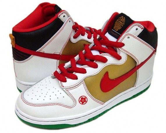 Nike Dunk High Pro SB - Money Cat High