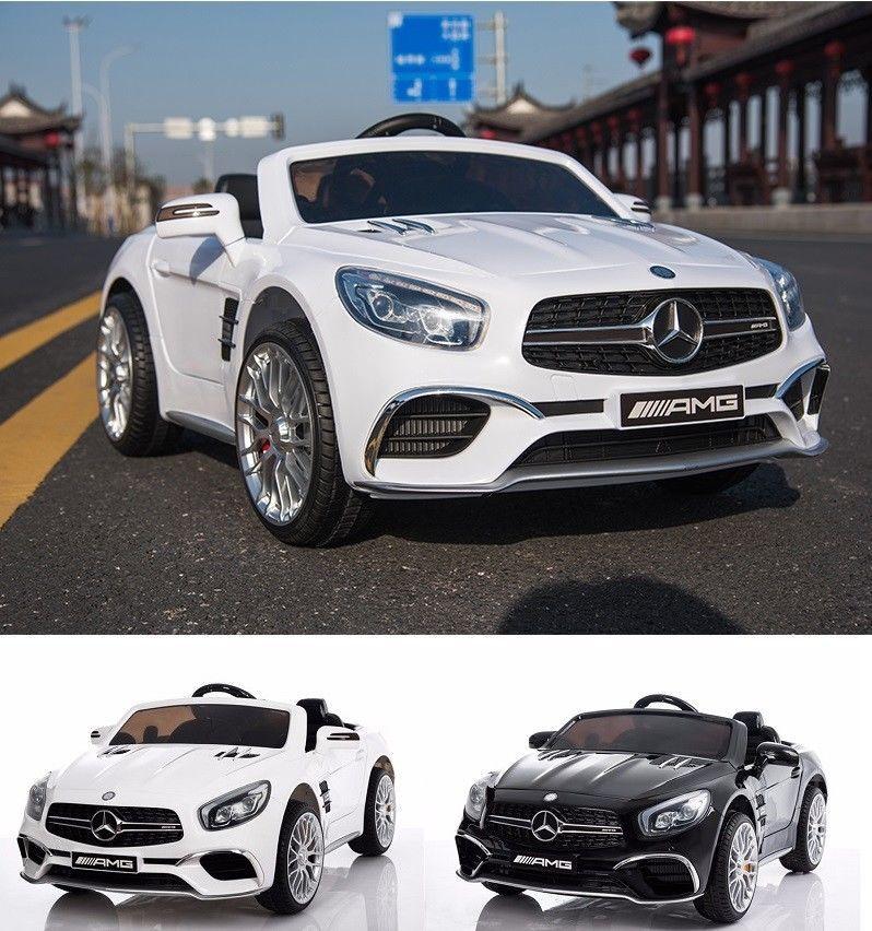 Amg Electrique Benz Mercedes Voiture Sl65 Pour EnfantsLe Coupe 4j3A5LqR