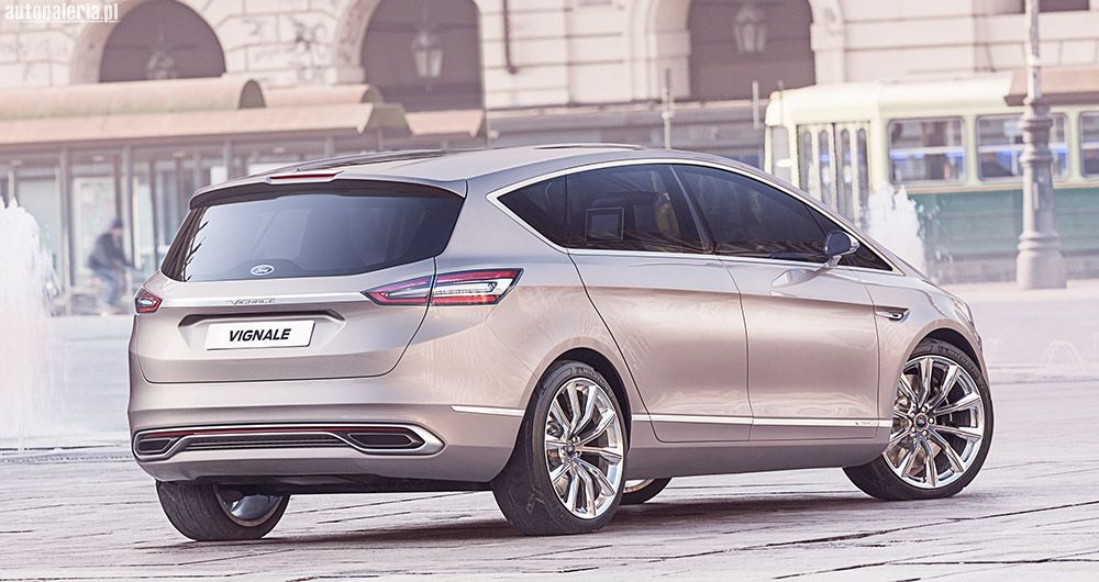 Ford S Max Vignale Concept 2014 Car Ford Upcoming Cars