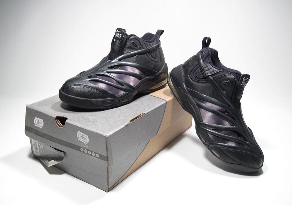Tim Duncan Nike Sneaker History in 2020