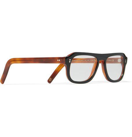 8eb6e51cc85 Kingsman - + Cutler and Gross Square-Frame Acetate Optical Glasses Óculos  Masculinos