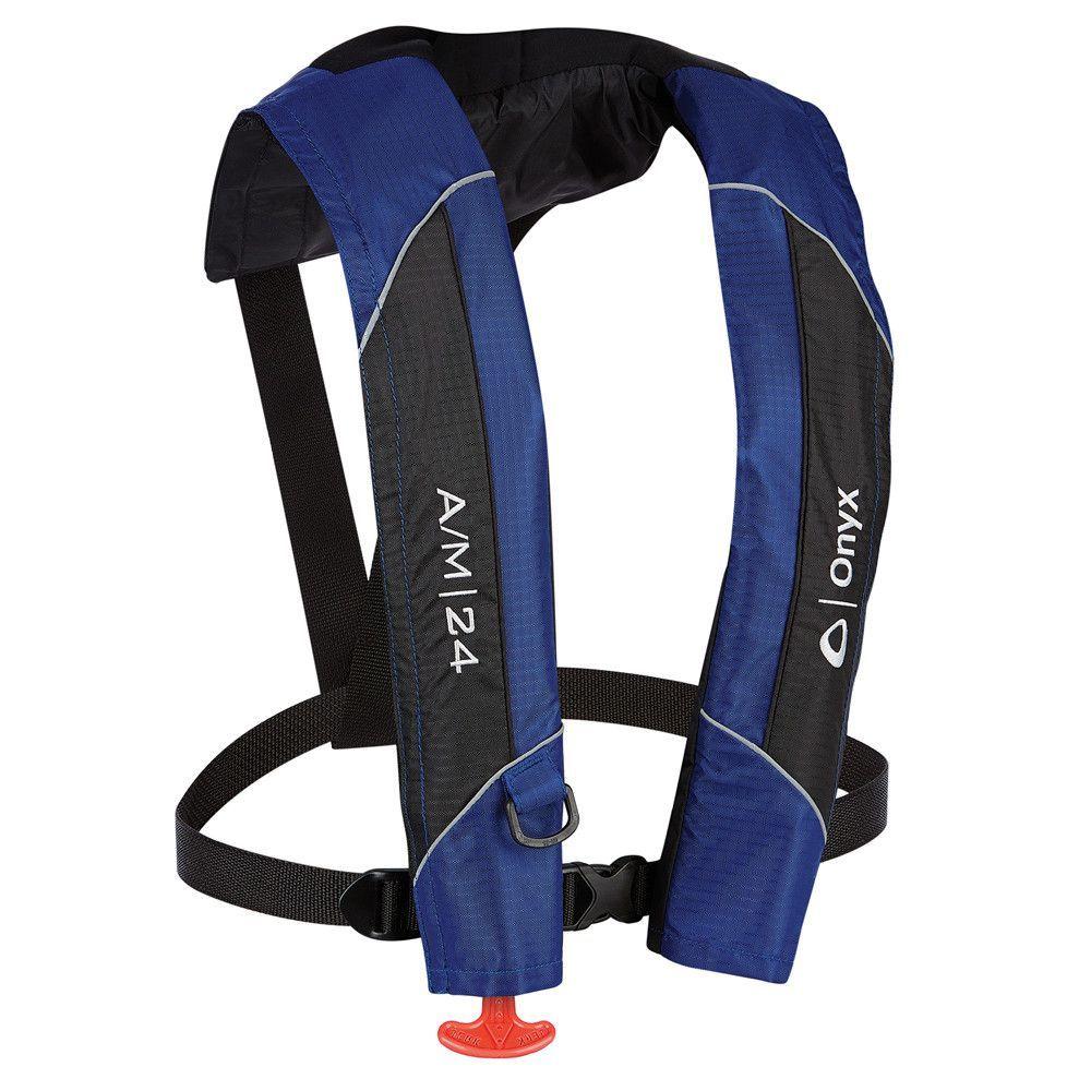 Onyx A/M24 Automatic/Manual Inflatable PFD Life Jacket