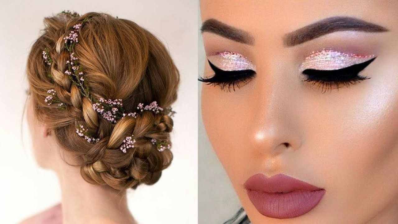 Best And Easy Makeup Tutorial Compilation For Beginners 2 Easy Makeup Tutorial Hair Styles Simple Makeup