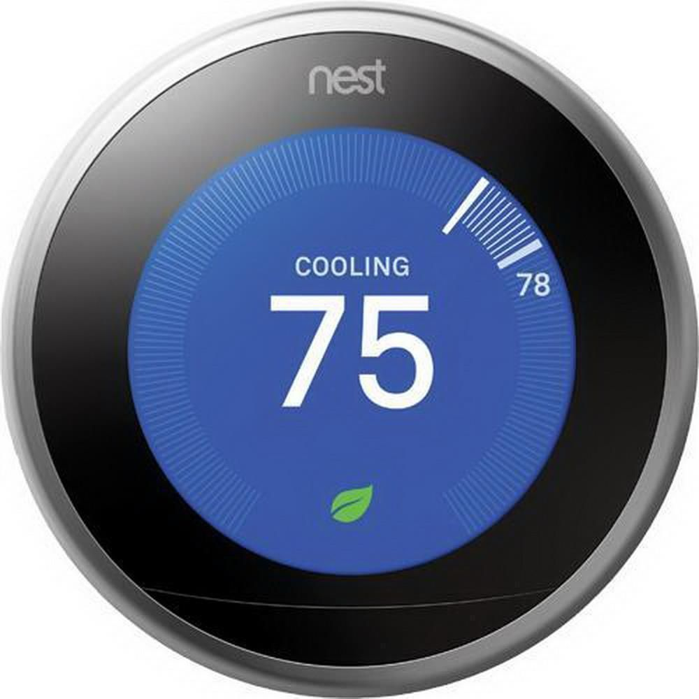 Nest Learning Thermostat, 3rd Generation NestLabs