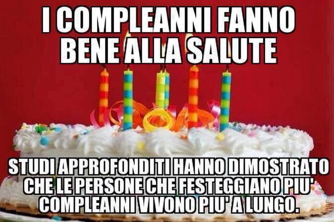 abbastanza frasi divertenti buon compleanno | ennio | Pinterest | Buon  DP77