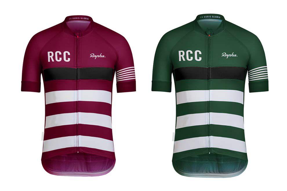 e91d4e29f2 New Rapha RCC jerseys look hot!