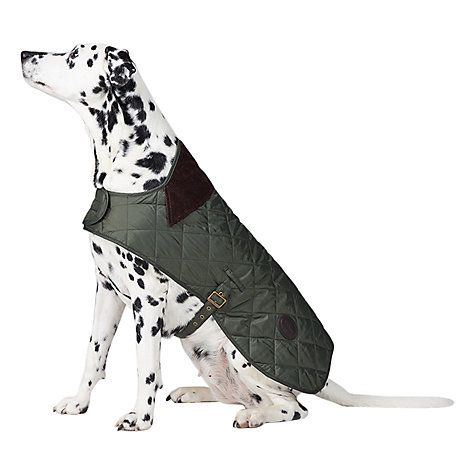 Barbour Quilted Dog Coat Black Dog Coats Dogs Barbour