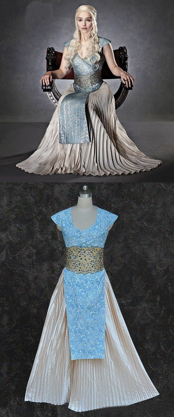 Game of Thrones Dragon Mother Cosplay , Daenerys Targaryen ...