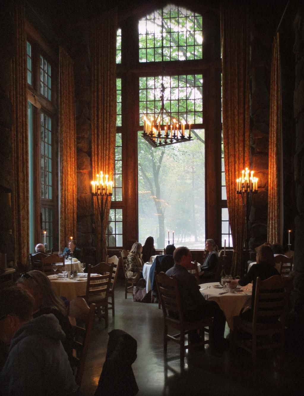 ahwahnee hotel dining room. The Ahwahnee Hotel Dining Room || Yosemite National Park N