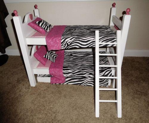 american girl boy doll bunk
