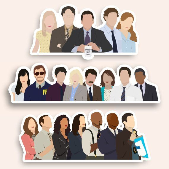 Parks And Rec Wallpaper: The Office, Parks And Recreation, Brooklyn 99 Casts