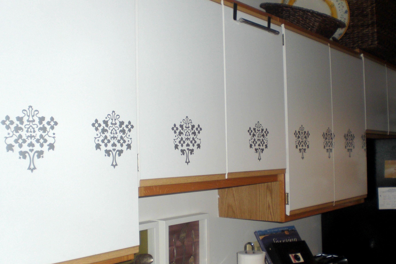 Vintage Kitchen Cabinet Decals | http://garecscleaningsystems.net ...