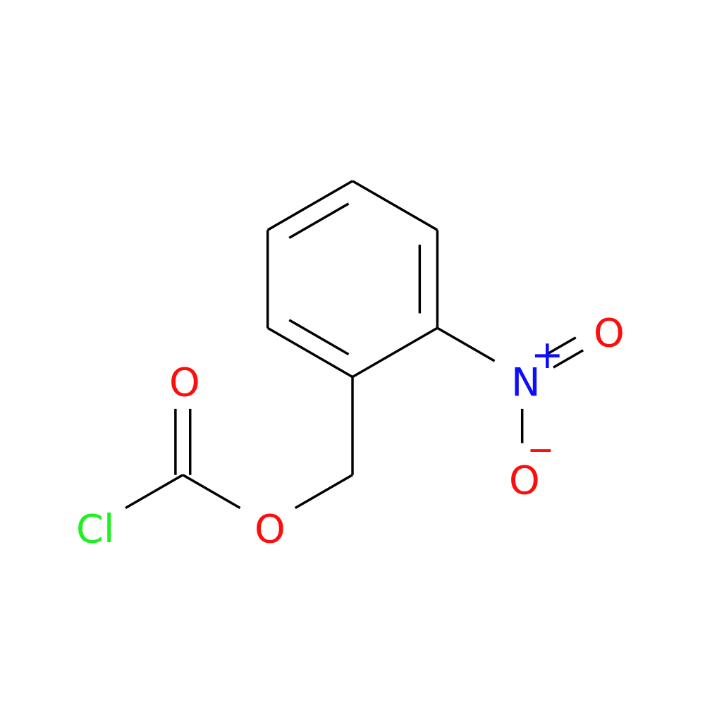 (2-NITROPHENYL)METHYL CHLOROFORMATE is now  available at ACC Corporation