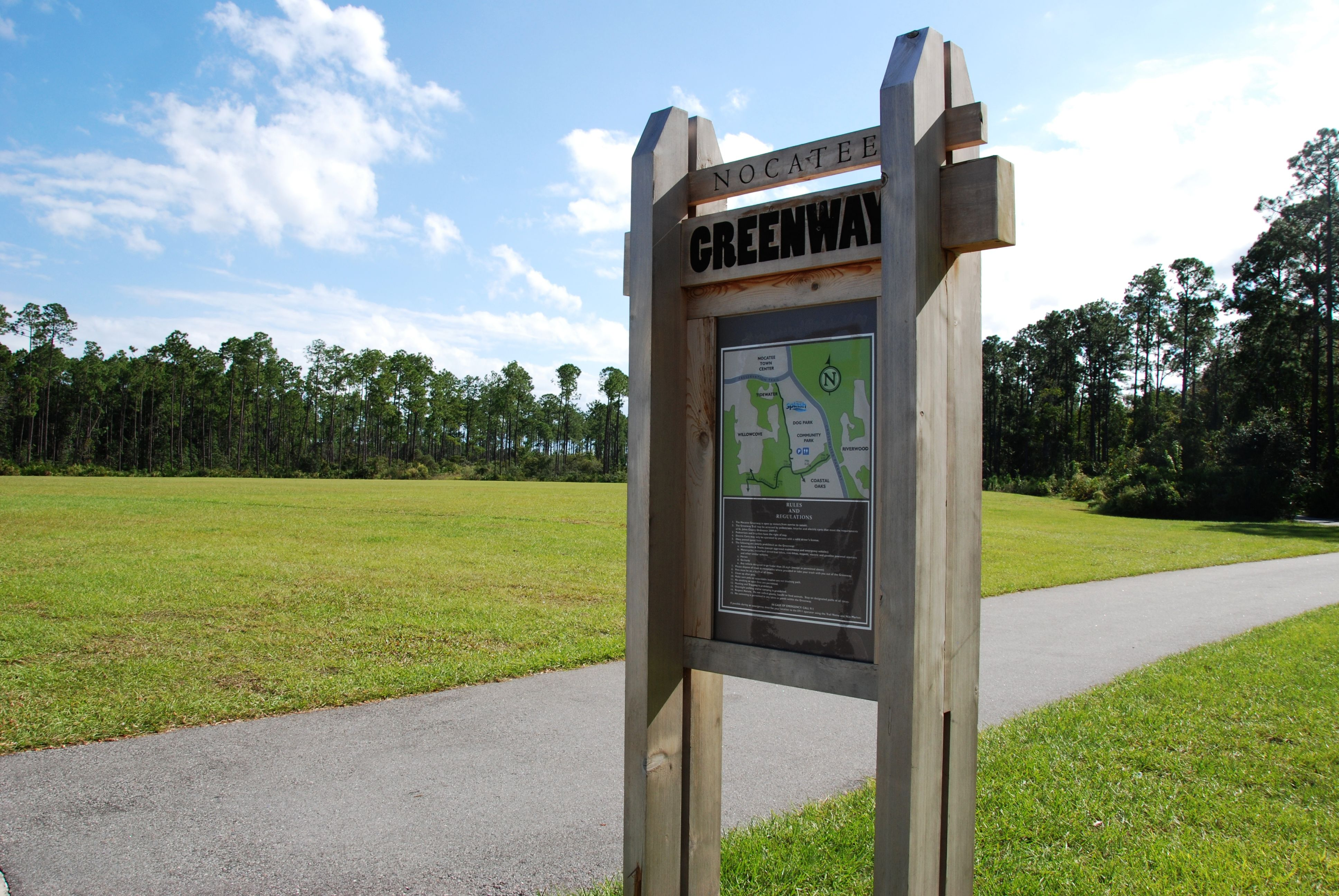 Blog Nocatee Nocatee Greenway Trails Community park