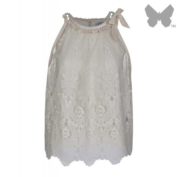 #Hoss Intropia #Lace #Top #Summer