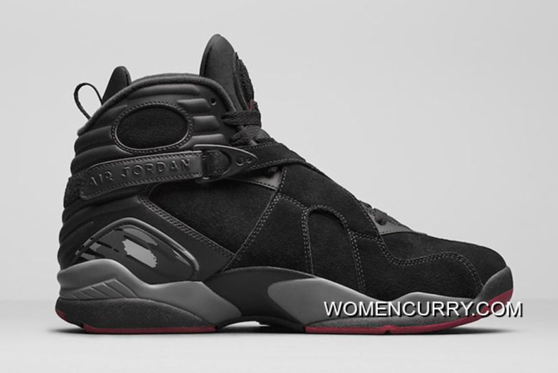 7fd0549fe8eb35 Air Jordan 8 Cement-Black Gym Red-Black-Wolf Grey- Releasing Copuon ...