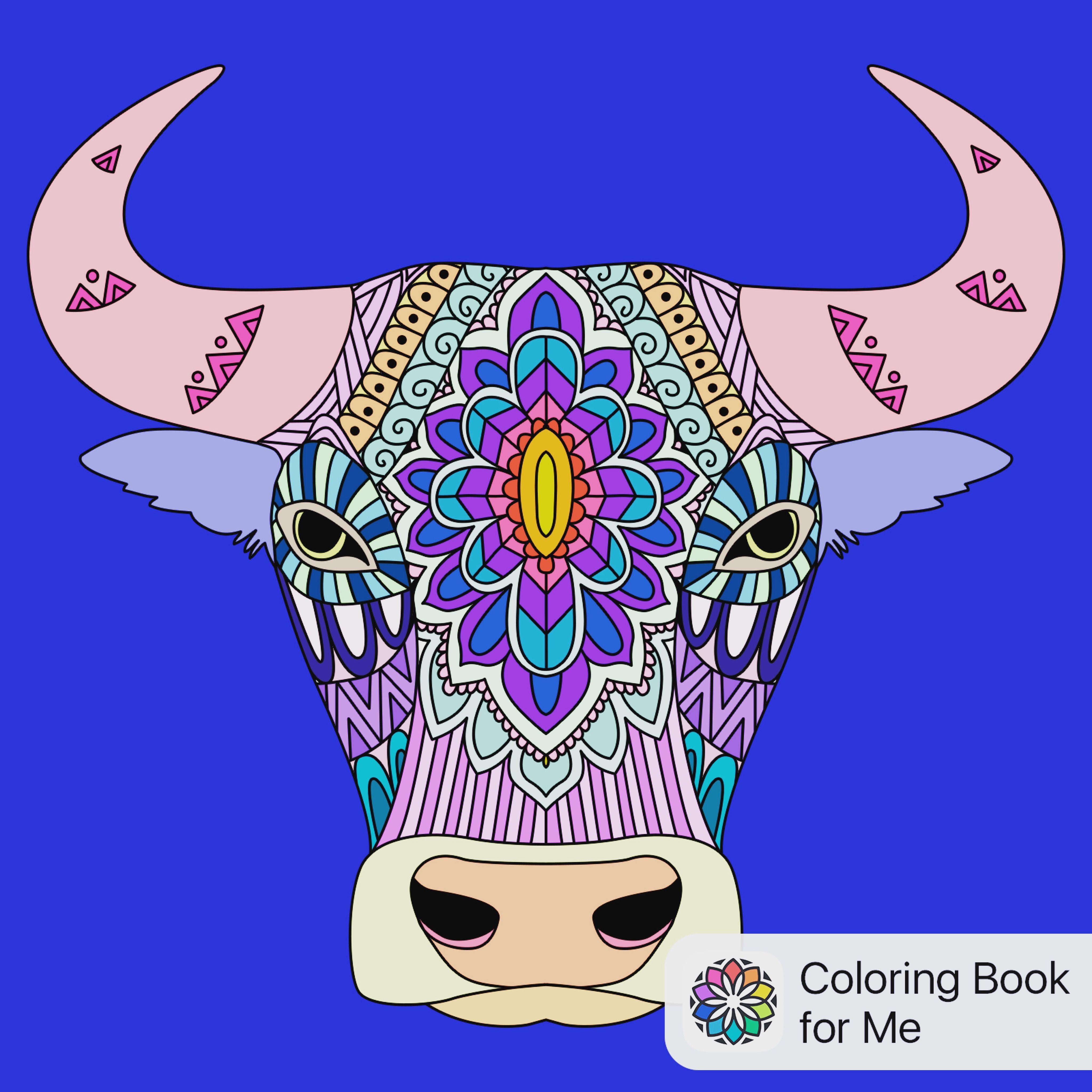 Busca tu paz interior en libro de colorear para mí