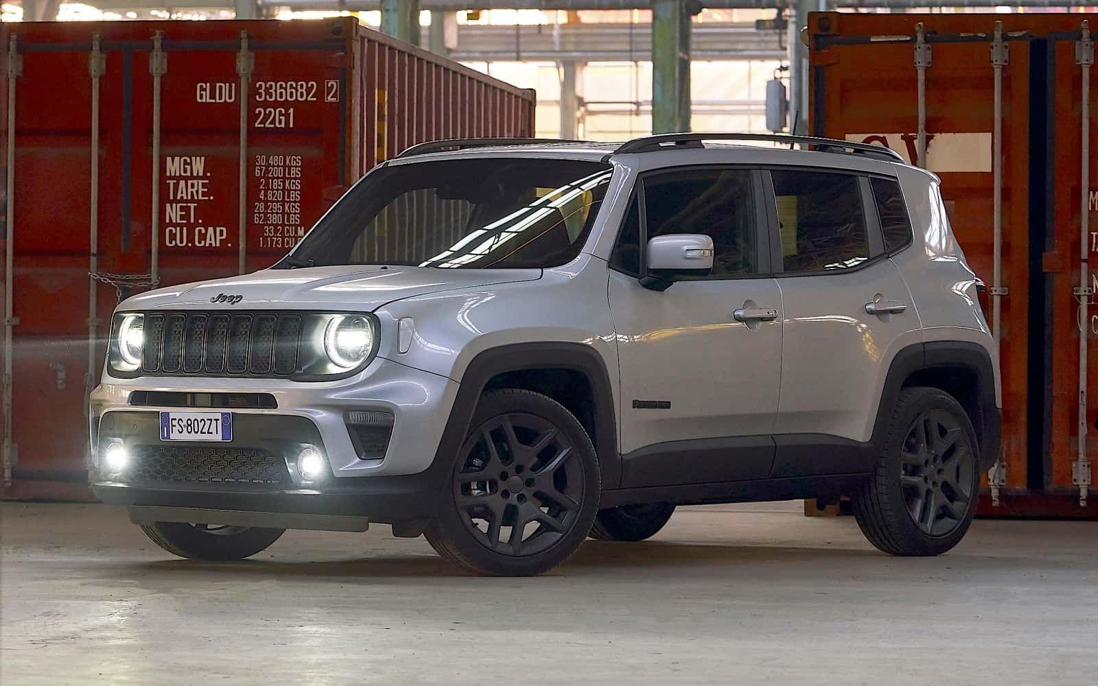 Jeep Renegade S Un Nuevo Nivel De Terminacion Mas Deportivo Carros Auto
