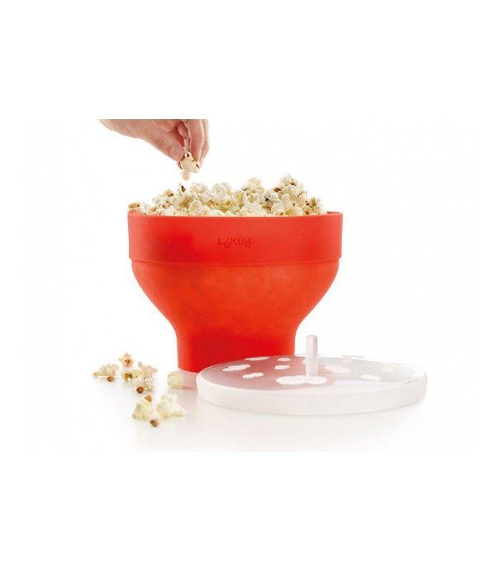 Popcorn De Lekue Palomitas Para Microondas Videos De Cocina Recetas De Comidas Faciles