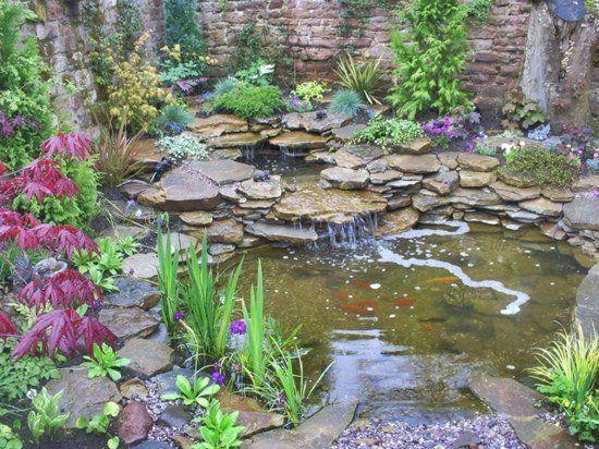 Le jardin avec bassin aquatique: 99 idées de décoration