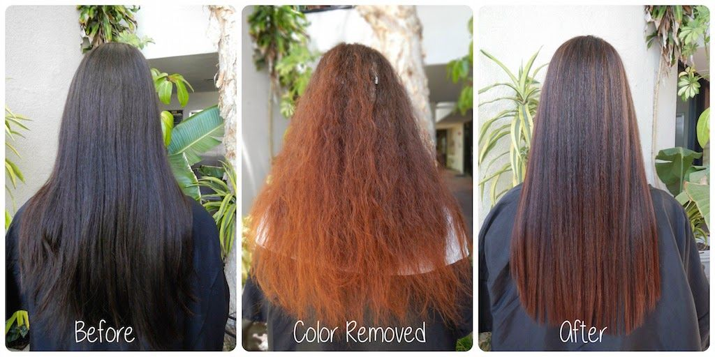 How to do a color correction and remove black color without bleach hair coloring solutioingenieria Choice Image