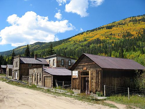 St elmo is a ghost town in chaffee county colorado for St elmo colorado cabins
