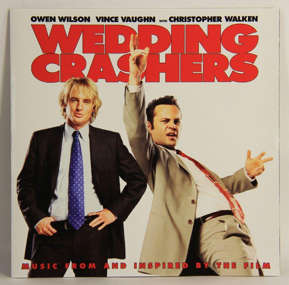 L008620 Soundtrack Wedding Crashers Various Artists Canada 2005 Wedding Crashers Soundtrack Various Artists