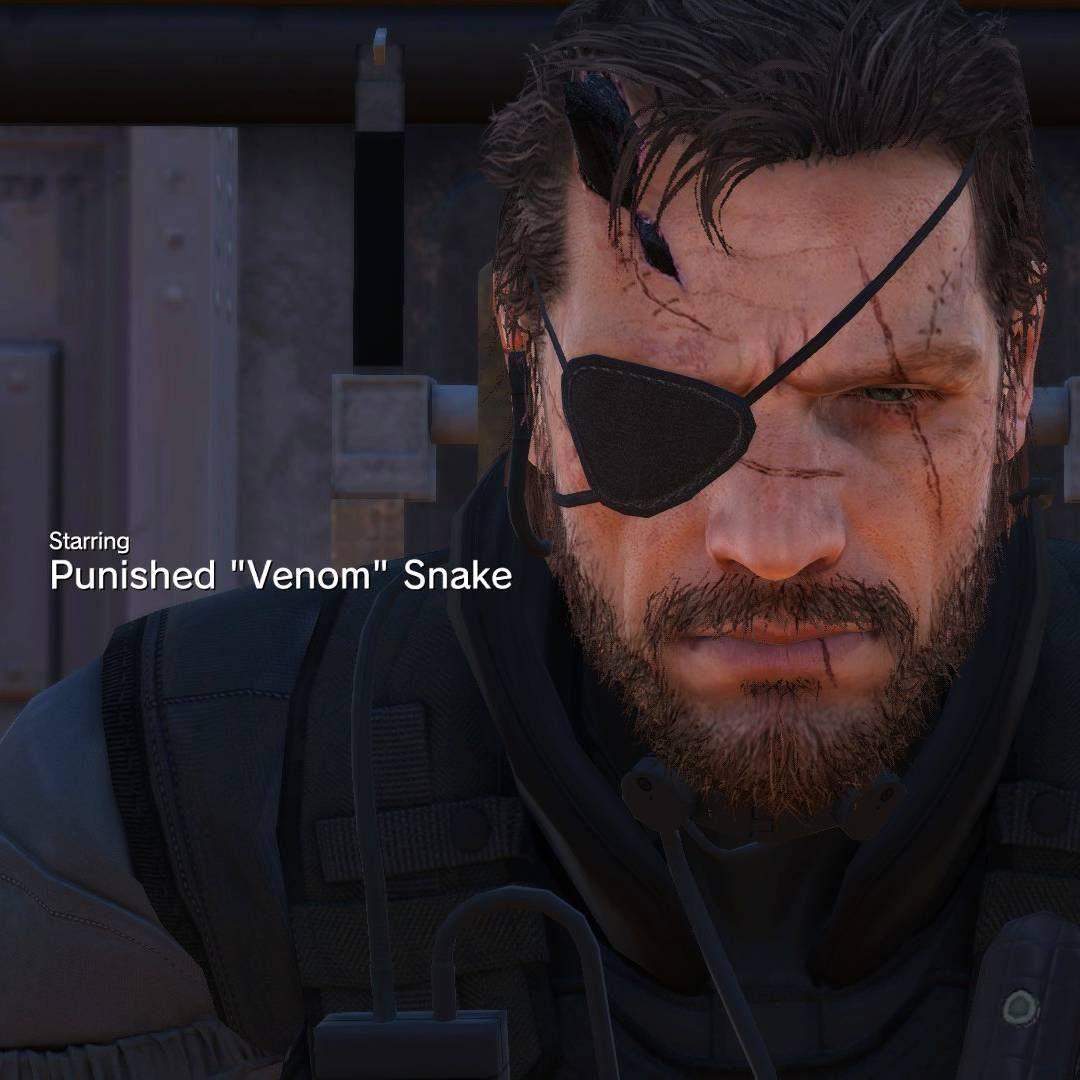 Punished Venom Snake Snake Metal Gear Metal Gear Solid Metal Gear I won't scatter your sorrow to the heartless sea. punished venom snake snake metal