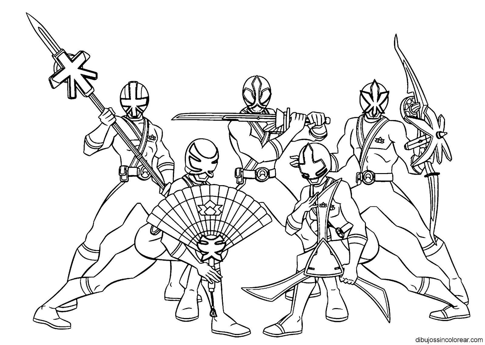 Desenho Para Colorir Power Rangers Pampekids Net Power Rangers