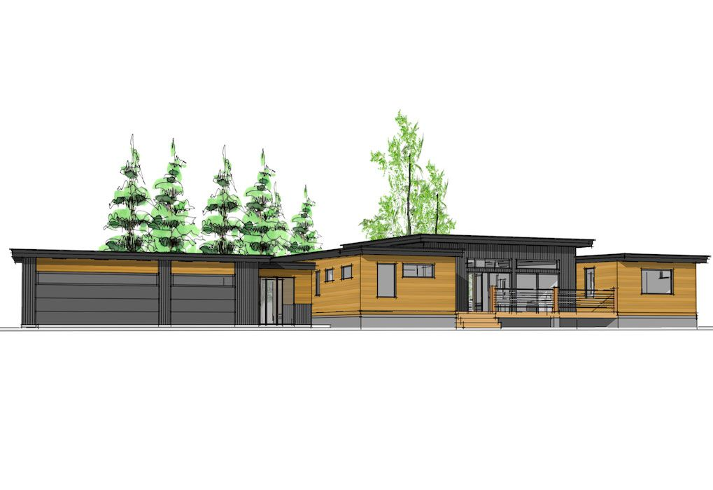 Prefab Home In 2020 Prefab Homes Building A House Prefab