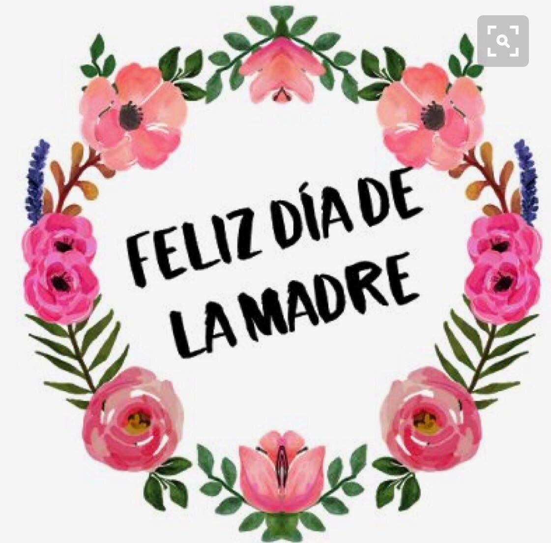 Feliz Dia De Las Madres Moms Crafts Mothers Day Mom Day