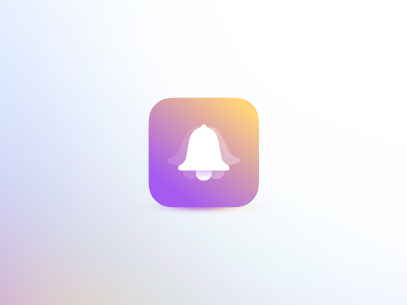 Reminder Icon (With images) Reminder, App icon, Icon