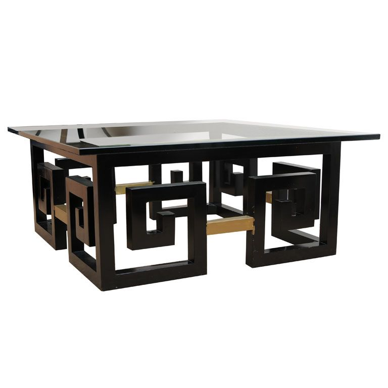 Mastercraft Square Coffee Table